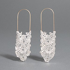 Rei Harada pierced earrings 05