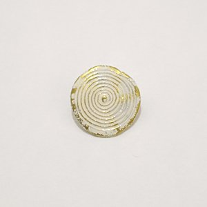 小原聖子 brooch WHITE 20