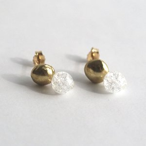 Tenpchi pierced earrings / 002