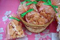 桜の小花クッキー