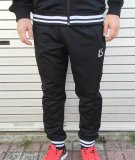LUZeSOMBRA(ルース・イ・ソンブラ)   DOUBLE FACE RIB JERSEY LONG PANTS   ( BLK)