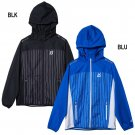 LUZeSOMBRA(ルース・イ・ソンブラ) STRIPE FULL ZIP MESH PISTE