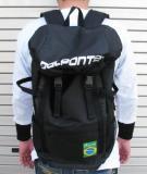 DalPonte(ダウポンチ)  バックパック (BLK)