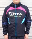 FINTA(フィンタ)  パーカーピステジャケット (BLK)