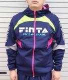 FINTA(フィンタ)  パーカーピステジャケット (NVY)