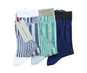 mina perhonen(ミナ ペルホネン)/Men's line tree socks