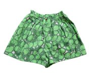 mina perhonen(ミナ ペルホネン)/sumile short pants light green