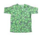 mina perhonen(ミナ ペルホネン)/sumile tee shirt light green