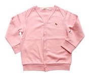 mina perhonen(ミナ ペルホネン)/zutto cardigan pink