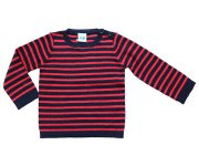 <img class='new_mark_img1' src='//img.shop-pro.jp/img/new/icons7.gif' style='border:none;display:inline;margin:0px;padding:0px;width:auto;' />FUB(ファブ)/Thin Sweater navy/red