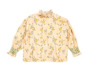<img class='new_mark_img1' src='//img.shop-pro.jp/img/new/icons7.gif' style='border:none;display:inline;margin:0px;padding:0px;width:auto;' />CARAMEL(キャラメル )/LADYBIRD BLOUSE BLUSH PAINTED FLOWER