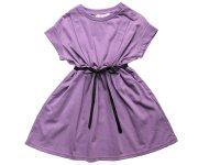 <img class='new_mark_img1' src='https://img.shop-pro.jp/img/new/icons7.gif' style='border:none;display:inline;margin:0px;padding:0px;width:auto;' />eLfinFolk(エルフィンフォルク)/waist gather dress /purple