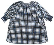 <img class='new_mark_img1' src='https://img.shop-pro.jp/img/new/icons7.gif' style='border:none;display:inline;margin:0px;padding:0px;width:auto;' />mina perhonen(ミナ ペルホネン)/minamo dress-dark mix