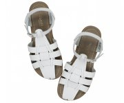 <img class='new_mark_img1' src='https://img.shop-pro.jp/img/new/icons7.gif' style='border:none;display:inline;margin:0px;padding:0px;width:auto;' />Salt Water Sandals(ソルトウォーター)/Lady's Shark Original white