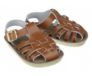<img class='new_mark_img1' src='https://img.shop-pro.jp/img/new/icons7.gif' style='border:none;display:inline;margin:0px;padding:0px;width:auto;' />Salt Water Sandals(ソルトウォーター)/Baby Sailor tan