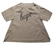 <img class='new_mark_img1' src='https://img.shop-pro.jp/img/new/icons7.gif' style='border:none;display:inline;margin:0px;padding:0px;width:auto;' />GRIS(グリ)/「hope」 Pullover Big Shirts/Grege