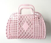 <img class='new_mark_img1' src='https://img.shop-pro.jp/img/new/icons7.gif' style='border:none;display:inline;margin:0px;padding:0px;width:auto;' />Sun Jellies / RETRO BASKET Small-pink