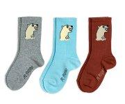 <img class='new_mark_img1' src='https://img.shop-pro.jp/img/new/icons7.gif' style='border:none;display:inline;margin:0px;padding:0px;width:auto;' />mini rodini(ミニロディーニ)/Poler bear socks 3-pack