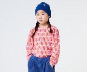 <img class='new_mark_img1' src='https://img.shop-pro.jp/img/new/icons7.gif' style='border:none;display:inline;margin:0px;padding:0px;width:auto;' />BOBO CHOSES(ボボ・ショーズ)/FUN Long sleeve girl T-shirt