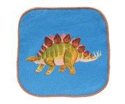 <img class='new_mark_img1' src='https://img.shop-pro.jp/img/new/icons7.gif' style='border:none;display:inline;margin:0px;padding:0px;width:auto;' />Koike Fumi Hand Cloth - Stegosaurus