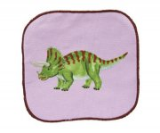 <img class='new_mark_img1' src='https://img.shop-pro.jp/img/new/icons7.gif' style='border:none;display:inline;margin:0px;padding:0px;width:auto;' />Koike Fumi Hand Cloth - Triceratops