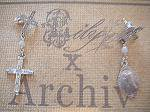 Lily X Archiv   rosary  ピアス