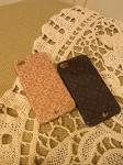 60'sプリントiphone-CASE