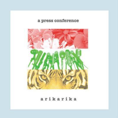 arikarikaa 『press conference』 (CD/JPN/ PUNK, ROCK)