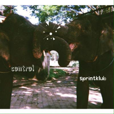 control / sprintklub 『split』 (CD/JPN/ PUNK)