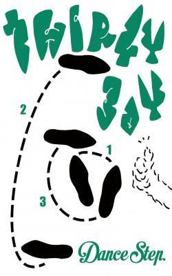 THIRTY JOY 『DANCE STEP』 (TAPE+DOWNLOAD/JPN/ HARDCORE)
