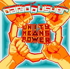 CARDOPUSHER『UNITY MEANS POWER』 (CD/BREAKCORE)