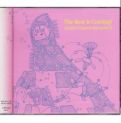 Limited Express(has gone?) 『The Best is Coming!』 (CD+DVD/JPN/ PUNK)
