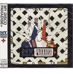 MY DISCO『PARADISE+』(CD/ROCK)特典CD-R付き