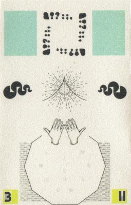 Bastian Void / H. TAKAHASHI 『人間の機能を助ける音楽』 (TAPE+DOWNLOAD/US&JPN/ ELECTRO)