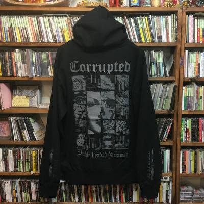 <img class='new_mark_img1' src='//img.shop-pro.jp/img/new/icons47.gif' style='border:none;display:inline;margin:0px;padding:0px;width:auto;' />Corrupted 『Double headed darkness #1 Zip Parka』 (PARKA/JPN/ HARDCORE)
