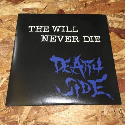【中古】DEATH SIDE 『THE WILL NEVER DIE』 (7