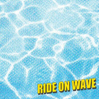 YOGEE NEW WAVES 『RIDE ON WAVE EP』 (7