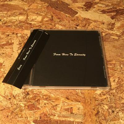 【中古】 envy 『From Here To Eternity』 (CD/JPN/ HARDCORE)