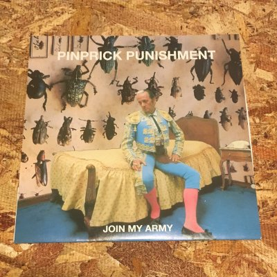 【中古】 PINPRICK PUNISHMENT 『JOIN MY ARMY』 (7