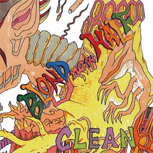 BLONDnewHALF 『CLEAN』 (CD/JPN/ PUNK)