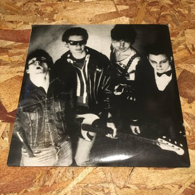 【中古】 The Damned 『New Rose』 (7