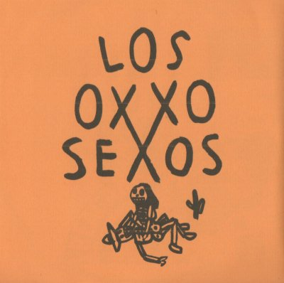 LOS OXXO SEXOS 『s/t (Demo)』 (CD-R/JPN/ PUNK)