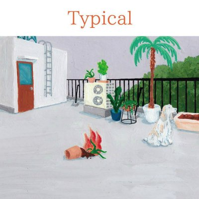 neco眠る 『Typical』 (CD/JPN/ ROCK)