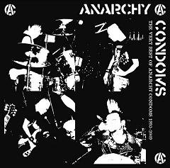 ANARCHY CONDOMS 『VERY BEST OF ANARCHY CONDOMS 1993-2009』 (CD/JPN/ HARDCORE)