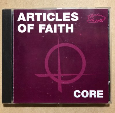 【中古】Articles of Faith『CORE』(CD/HARDCORE)