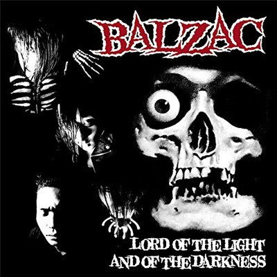 BALZAC 『LORD OF THE LIGHT AND OF THE DARKNESS RE-MIX 2018』 (CD/JPN/ PUNK)