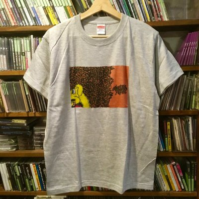MASTERPEACE 『WANT TO LIVE, WANT TO DO IT T-Shirts [アッシュ]』 (TEE/JPN)