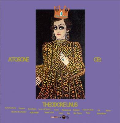 CE$ & Atosone 『THEODORE LINUS』 (CD/JPN/ MIX CD)