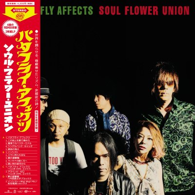 SOUL FLOWER UNION 『BUTTERFLY AFFECTS』 (12