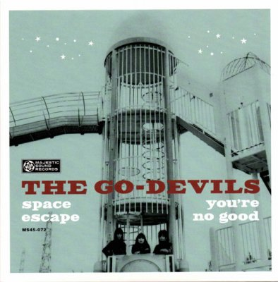 THE GO-DEVILS 『SPACE ESCAPE』 (7